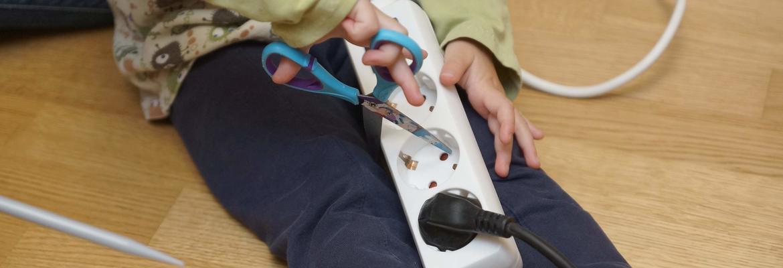 Elektroschutz - den Kindern zu Liebe